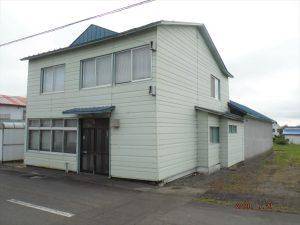 事務所兼住宅・倉庫 解体工事